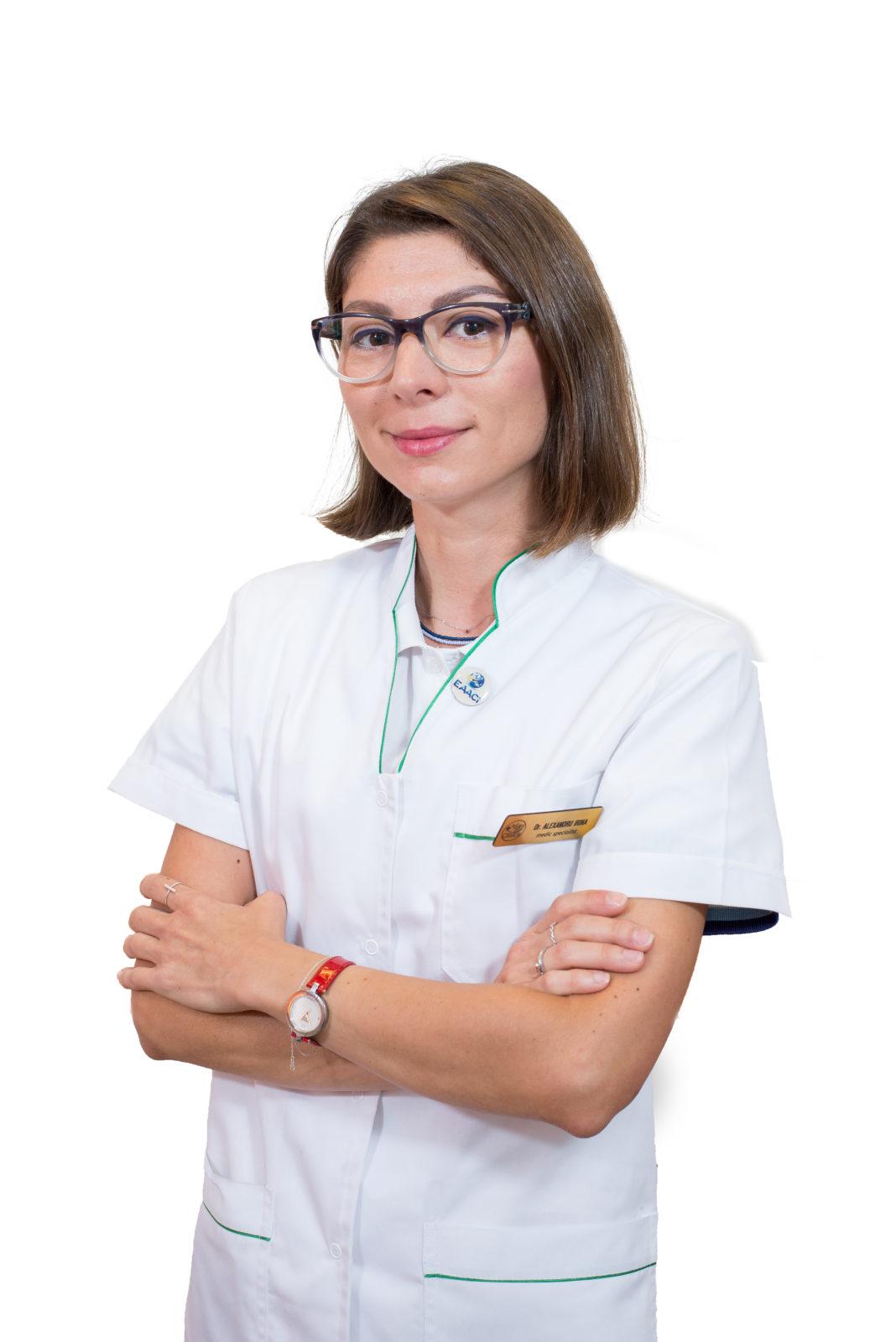 Dr. Irina ALEXANDRU